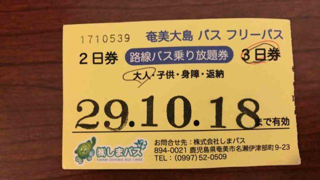 奄美大島車なし観光